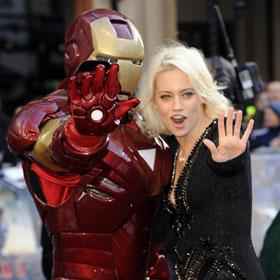 Iron Man 3 Premieres In UK