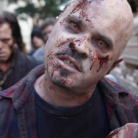 Fans Of 'The Walking Dead' Celebrate World Zombie Day On Saturday