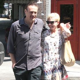 Jason Segel And Michelle Williams Break Up