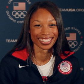 EXCLUSIVE: U.S. Olympic Sprinter Allyson Felix's Gold Medal-Winning Workout