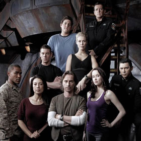 Stargate Universe: Season 1.5 (Blu-ray)