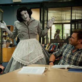 'Community' Taps Into Love, Old Flames