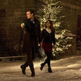 'Doctor Who' Christmas Special: Matt Smith Steps Down And The Twelfth Doctor Is Introduced
