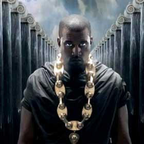 My Beautiful Dark Twisted Fantasy by Kanye West