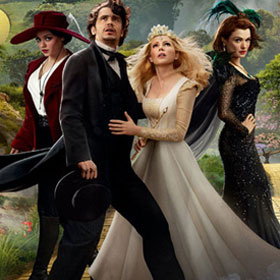 'Oz: The Great And Powerful' Movie Review: 'Oz' Adds Comedy And 3-D To The Magic