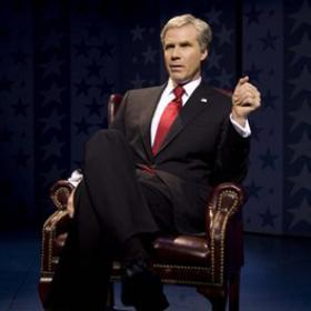 You're Welcome America:  A Final Night With George W. Bush