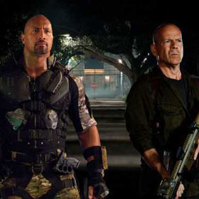 'G.I. Joe: Retaliation' Movie Review: 'G.I. Joe' Barely Puts Up A Fight