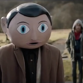 'Frank': A Strangely Normal Film