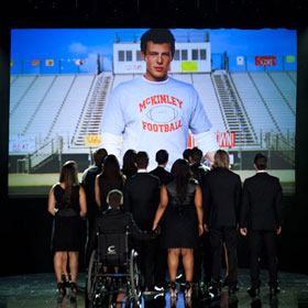 """'Glee' Cory Monteith Tribute Episode Review: """"The Quarterback"""" Is A Moving And Heartbreaking Tribute To A Beloved Character And Actor"""