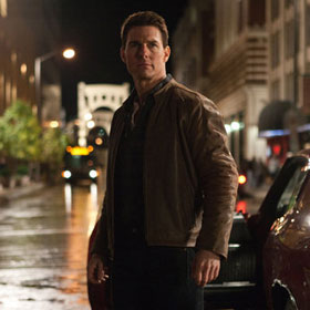 'Jack Reacher' Movie Review: Tom Cruise Rises To The Occasion