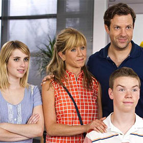 'We're The Millers' Movie Review: A Predictable Comedy With A Side of Laughter