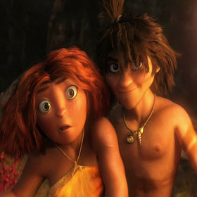 'The Croods' Movie Review: 'The Croods' Explores Life One Lesson At A Time