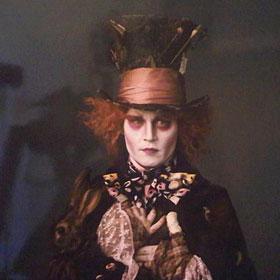 Alice in Wonderland Blu-ray/DVD combo