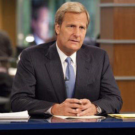 'The Newsroom' TV Review: Snarky Politics As Told By Aaron Sorkin