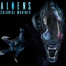 'Aliens: Colonial Marines' Lacks The Suspense Of The Movies