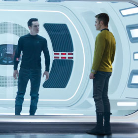 'Star Trek Into Darkness' Movie Review: A Successful Homage To The Series