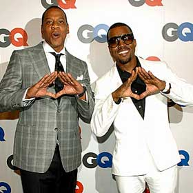 H.A.M. By Jay-Z And Kanye West