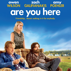 Are You Here DVD Review: Matthew Weiner Comedy Has Few Laughs and Fewer Special Features
