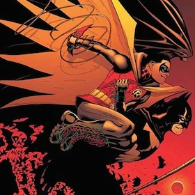 'Batman and Robin: Requiem for Damian' Review: Writer Peter J. Tomasi Explores The Nature Of Sadness