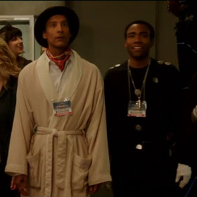 'Community' Shows Signs Of Regaining Its Old Form