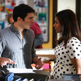 The Mindy Project TV Review: 'Santa Fe'  Tests Mindy And Danny's Friendship