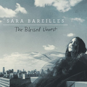 Sara Bareilles Charms With New Album 'The Blessed Unrest'
