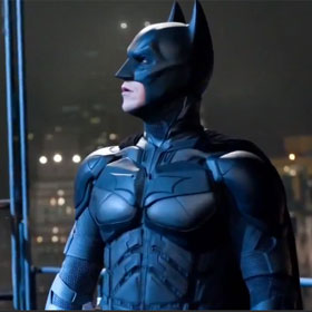 'The Dark Knight Rises' To The Occasion