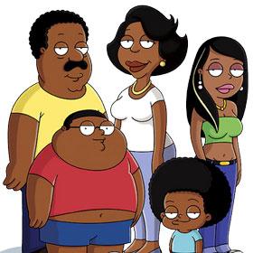 The Cleveland Show – Season Three