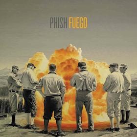 Phish 'Fuego' Review: Good, Weird Fun