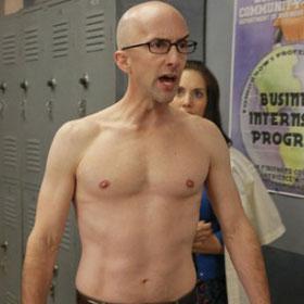 'Community' TV Review: Jim Rash Can't Save 'Basic Human Anatomy'