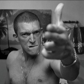 La Haine (The Criterion Collection) Blu-ray