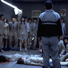 Battle Royale Blu-ray