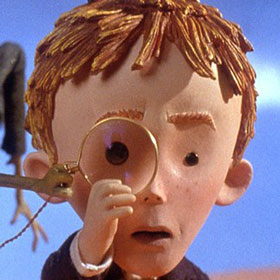 James and The Giant Peach (Blu-ray/DVD Combo)