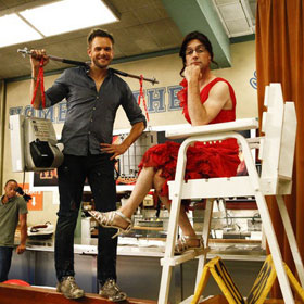 'Community' Loses Footing With 'Alternative History of the German Invasion'