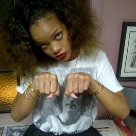In Defense Of Rihanna's 'Thug Life' Tattoo