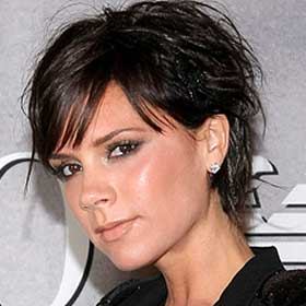 Stupendous How Can Posh Spice Be Having Another Baby Uinterview Short Hairstyles Gunalazisus