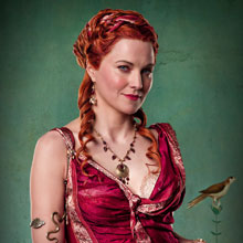 Lucy Lawless Interview On 'Spartacus,' Nudity, Her Merkin, Xena