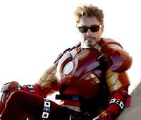 Rap Review: Iron Man 2